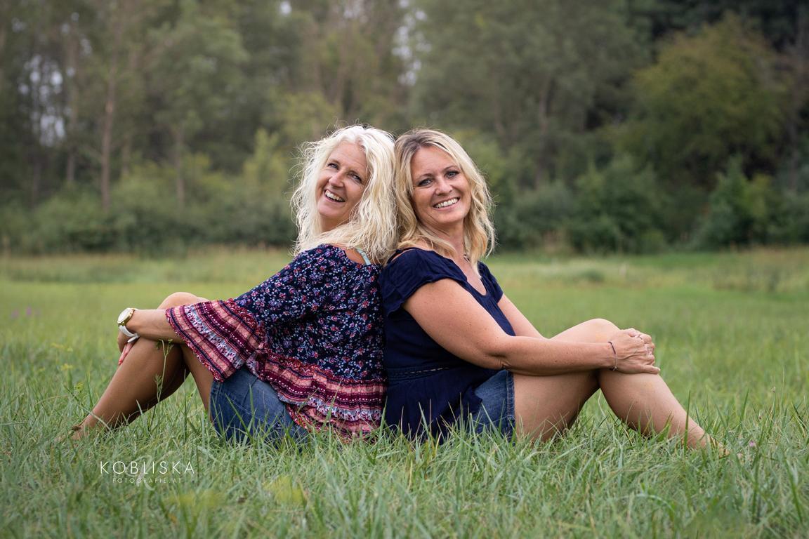 Doris & Karin